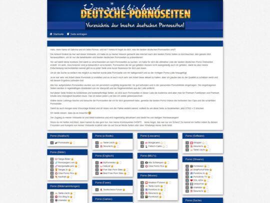 Deutsche-Pornoseiten.com